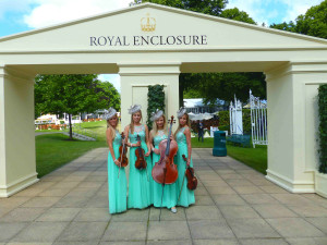 Royal Ascot - Royal enclosure